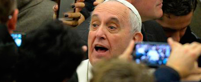 Il Papa grida allo «scandalo»: Ucraina, una guerra fratricida tra cristiani