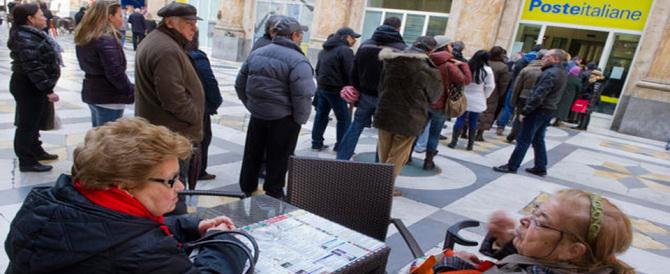 Percepiva la pensione sociale: aveva un conto in Svizzera milionario