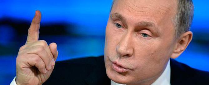 Libia, Putin in campo: la Russia pronta a combattere contro l'Isis