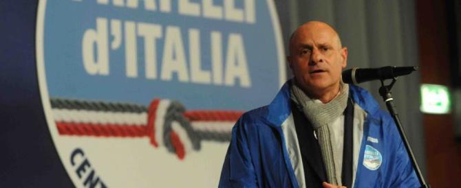 Rampelli: l'Italia abbia il coraggio di dichiarare guerra agli scafisti