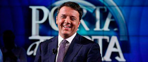 Matteo Renzi, il miglior amico di banche e assicurazioni