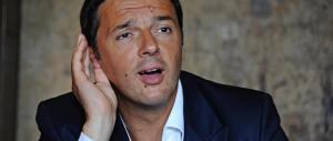 """Italiani senza un euro, ma lo spread """"va bene"""". E Renzi può esultare"""