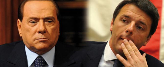 Senza la sponda del Cav, il governo Renzi diventa un'ammucchiata