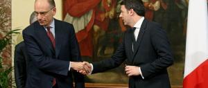 Immigrati: la Ue latita e in Italia è scontro tra Renzi e l'ex premier Letta
