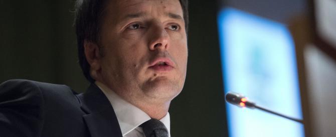 """La """"sparata"""" di Renzi sui fratelli-coltelli del Pd: «Ci fidiamo tra noi, no?»"""