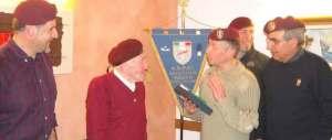 Sabato i funerali di Rocco Pirrello, il Leone della Folgore. Fu a El Alamein
