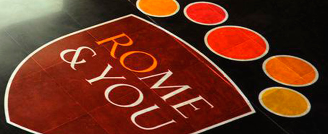 FdI-An boccia il nuovo logo di Roma: «Marino ripristini la scritta S.P.Q.R.»