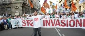 Salvini: siamo noi a dettare la linea agli alleati. Cicchitto: Lega estremista