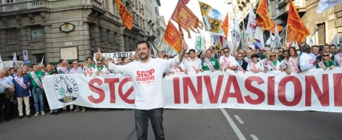 "Salvini: ""Basta cure ai clandestini. Chi rimborsa le regioni?"""