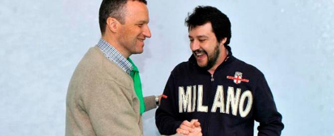 Salvini, ultimatum a Tosi e nuovo veto sulle alleanze col Ncd