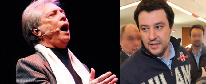 Salvini manda al diavolo Nino D'Angelo: chi se ne frega della tua canzone