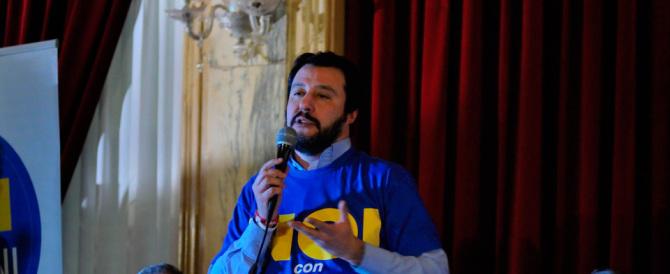 Salvini superstar: in Sicilia rilancia l'orgoglio terrone. Addio vecchia Lega