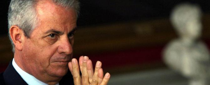 Scajola e De Gennaro indagati per la scorta rifiutata a Biagi