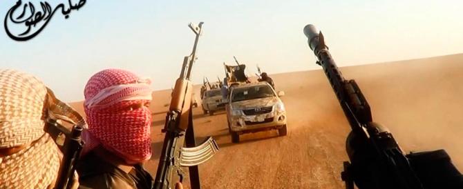 L'Isis prende in ostaggio centinaia di cristiani caldei in un villaggio della Siria