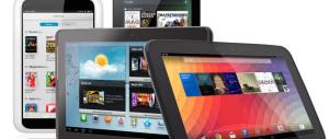 Calano per la prima volta le vendite mondiali di tablet