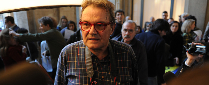 Oliviero Toscani indagato per le frasi sui «veneti ubriaconi»