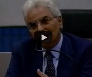 slide video -Mattarella rimpiango il mio amico Tatarella