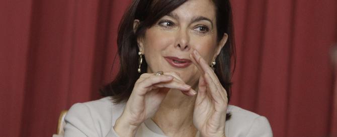 «Ti presento l'assessora». E la Boldrini disse a Marino: «Grazie di esistere»
