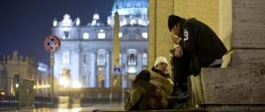 Se 150 senzatetto visitano (gratis) la Cappella Sistina è misericordia?