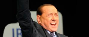 """Berlusconi sfida Renzi e provoca Salvini: """"solo gli slogan non bastano"""""""