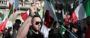 CasaPound con Salvini? Per gli elettori leghisti l'alleanza si può fare
