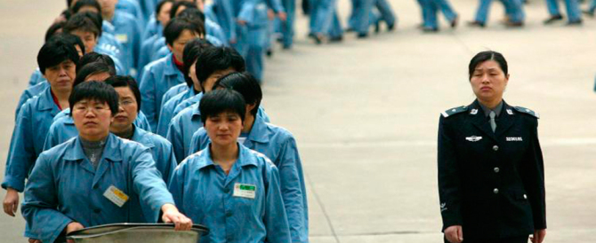 Nella Cina rossa vietato essere femministe: 5 attiviste finiscono in cella