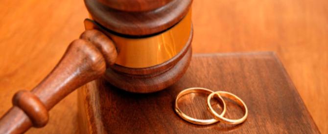 Divorzio, la rabbia delle ex mogli e la delusione dei padri separati