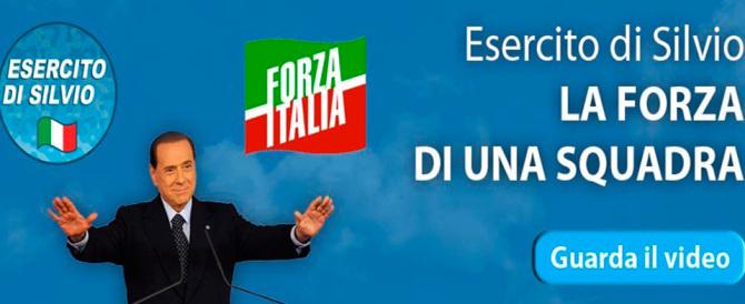L'Esercito di Silvio in piazza con Fratelli d'Italia a Venezia: stop Renzi