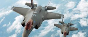 F35: voli interdetti vicino ai temporali, i fulmini ne provocano l'esplosione