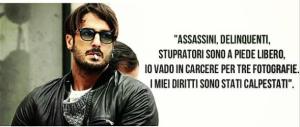 La Cassazione: Fabrizio Corona incline a delinquere, niente sconti di pena