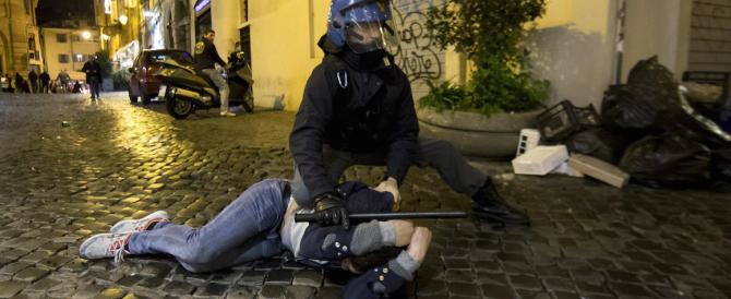 Identificati, ma non dalla polizia italiana, 15 teppisti del Feyenoord