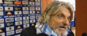 """""""I love people de futbol…"""". L'inglese improbabile di Ferrero (Video)"""