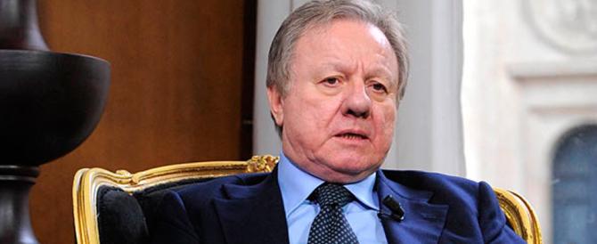 """Matteoli: """"L'Ufficio di Presidenza di FI chiarisca il rapporto con Parisi"""""""