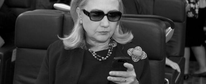 La Clinton si difende: pubblicherò tutte le mie mail, nulla di compromettente