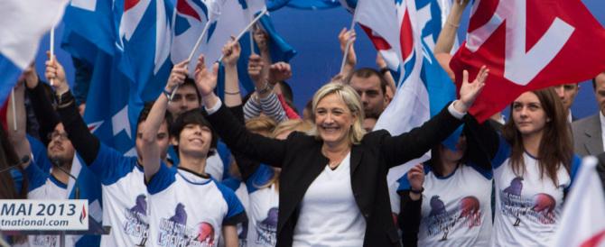 Marine Le Pen in testa: per i sondaggi ha già stravinto le prossime elezioni