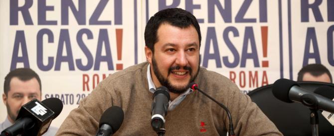 Salvini: con la Meloni? Perché no? E poi: «In Europa fanno peggio del Duce»