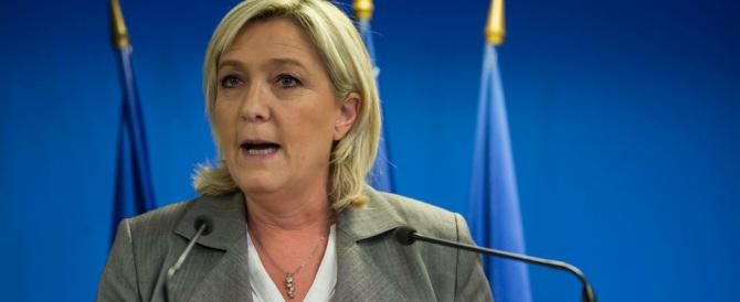 Marine Le Pen: «Noi mai così forti, un altro tassello per le vittorie di domani»