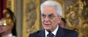 Mattarella in trincea: non bisogna «aver paura della verità storica»