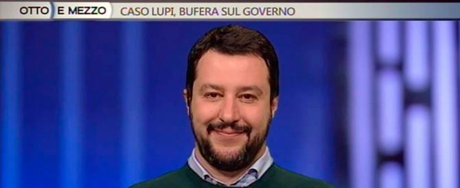 """Salvini: """"Se mi avessero regalato un Rolex, mi avrebbero crocifisso"""""""