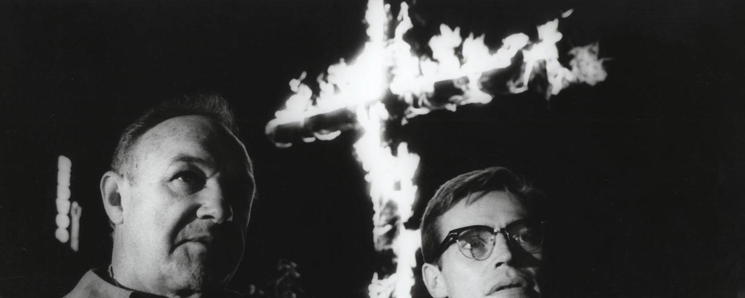 Una scena di Mississippi burning