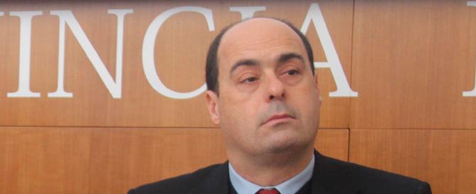 Zingaretti ignora il Tar e continua a fare nomine esterne a spese dei laziali