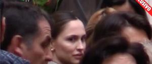 Alla festa di Silvio c'era anche Noemi Letizia. Ecco le immagini (Video)