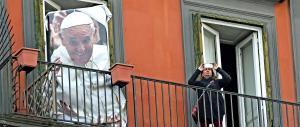 Il Papa a Piazza del Plebiscito: «A Maronna v'accumpagne»