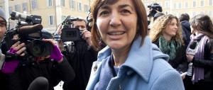 Polverini: «Basta beghe, Berlusconi è la vera vittima della guerra interna»