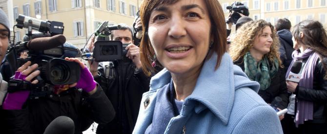 """Polverini lancia la sfida: """"Non possiamo accettare la sottomissione alla Lega"""""""