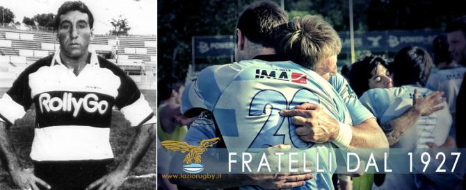 Commosso saluto a Maurizio Magro, in serie A nel rugby come nella vita