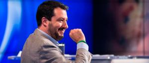 """Presenze tv: i due Matteo """"seminano"""" Grillo e il Cav. Resiste Gasparri"""