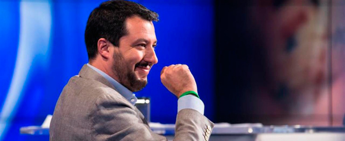 Salvini: «Parlerò col Cavaliere ma sia chiaro, non accetto accordicchi»