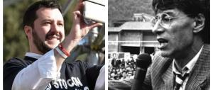 Com'erano e come sono: la Lega di Bossi e quella di Salvini (GALLERY)
