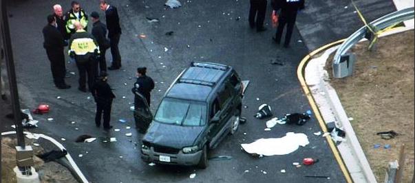 Usa, sparatoria alla sede della Nsa: un Suv ha cercato di sfondare il cancello